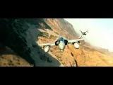 Красивое видео полетов реактивных истребителей