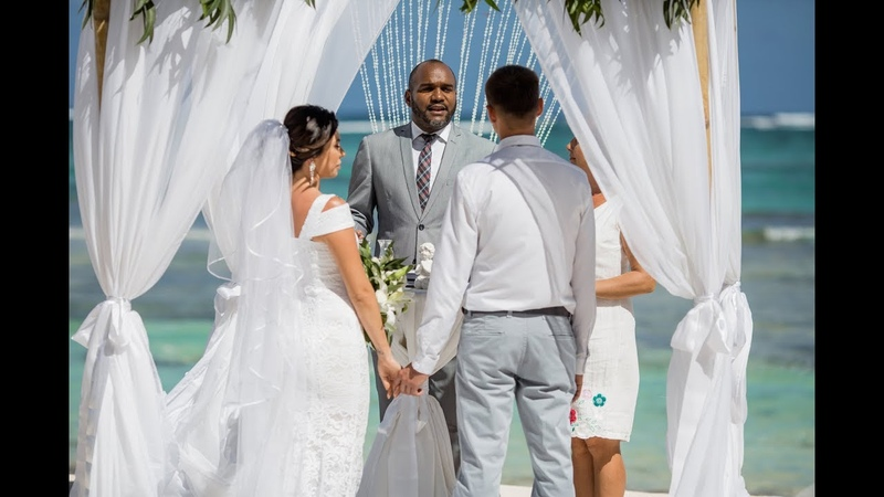 Official Wedding in the Dominican Republic