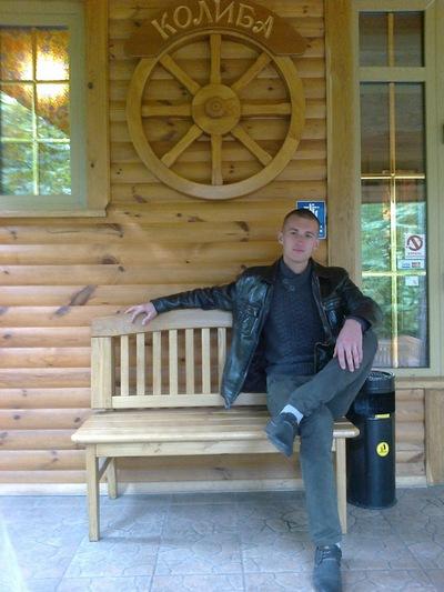 Игорь Хомутовский, 9 июля 1989, Киев, id19962534
