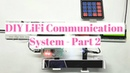 DIY LiFi Communication System Part 2