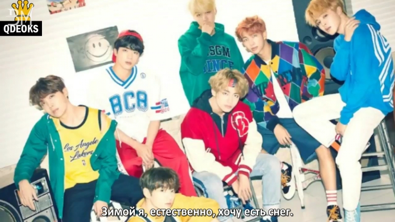 "RUS SUB 29 12 17 BTS @ Refill Korea"" InterFM897"
