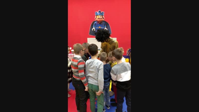 Крио шоу в Лего Д-ром