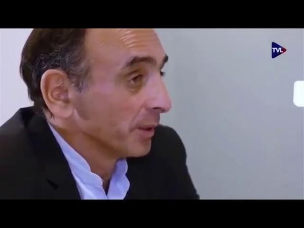 ÉRIC ZEMMOUR, invité de TV Libertés, évoque FILLON et MARINE le PEN