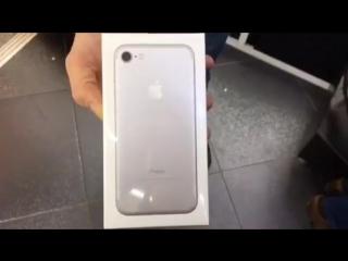 Когда подарили iPhone 7 $)