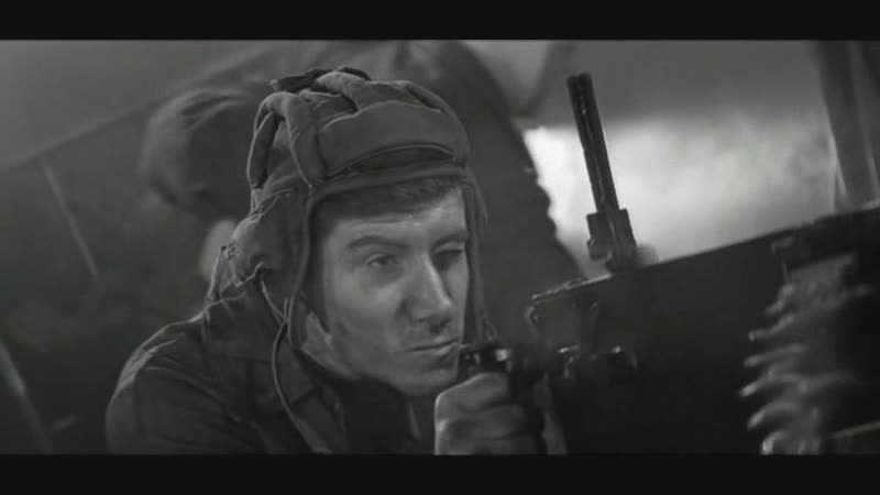 Крепость на колесах (1960) Последний бой советского бронепоезда