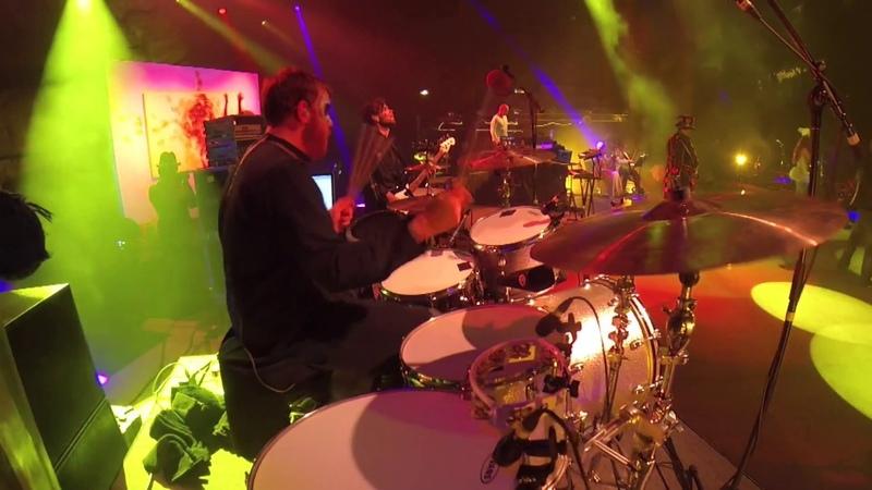 Shpongle Live at Red Rocks 2015 1080p