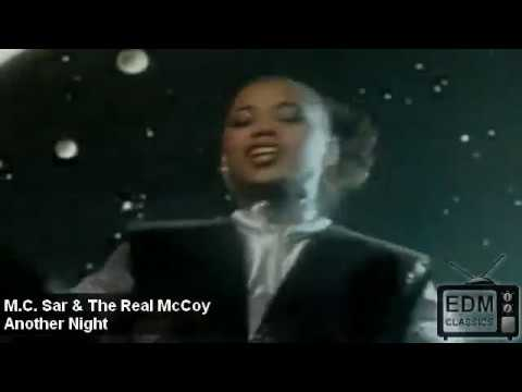 M.C. Sar The Real McCoy - Another Night (1994)