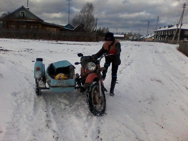 """""""Снежный выезд"""" день второй."""