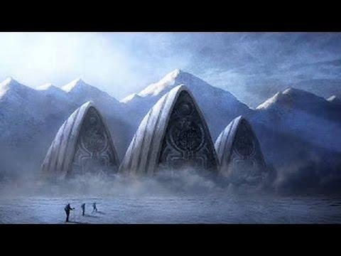Это место таит в себе загадок больше,чем Марс. Тайна Антарктиды.