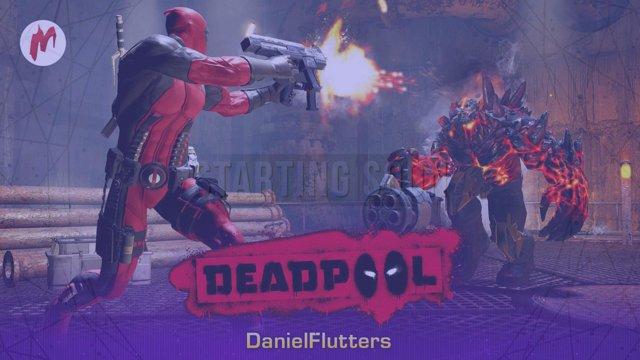 Deadpool | Daniel Flutters 1