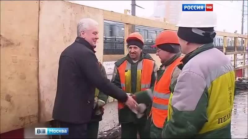Вести Москва Реконструкция Нагатинского моста завершится в текущем году смотреть онлайн без регистрации