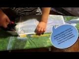 ✂✂ Как изготовить японские панели своими руками ✂✂