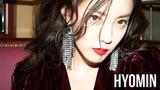Hyomin (T-ara) - Allure