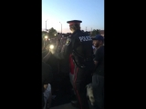 CANADIAN YORK REGION POLICE RAPPER AMY OLIVER FREE STYLE OVER DR. DRE THE NEXT E