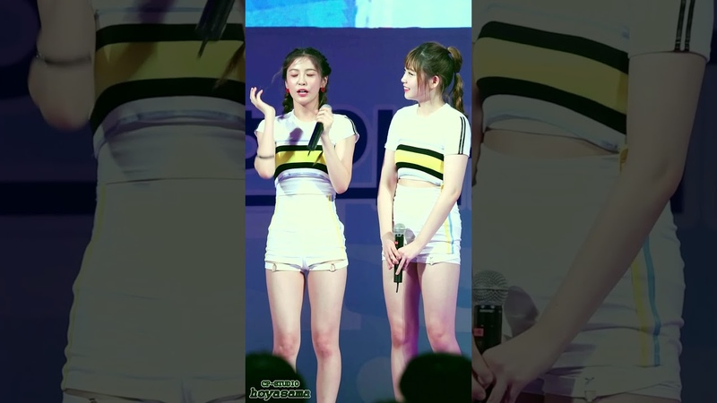 180516 네온펀치/NeonPunch 멘트/ment 직캠/fancam 1 @ 대구한의대 by hoyasama