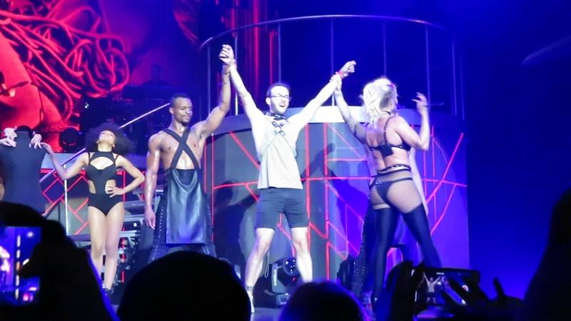 Britney Spears Freakshow live in Berlin