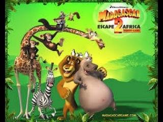 Прохождение игры Мадагаскар 2 #0 (начало)