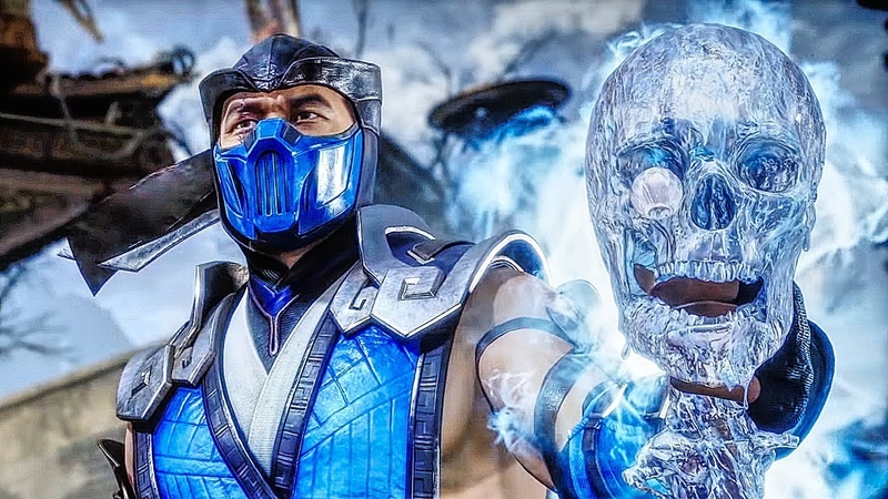 MORTAL KOMBAT 11 Gameplay Demo 20 Minutes FULL REVEAL (2019) PS4/Xbox One/PC