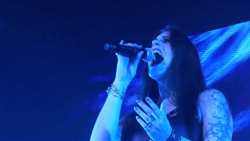 Nightwish - The poet and the pendulum (LIVE AT WEBMLEY)