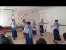 Танец- попурри Синий платочек