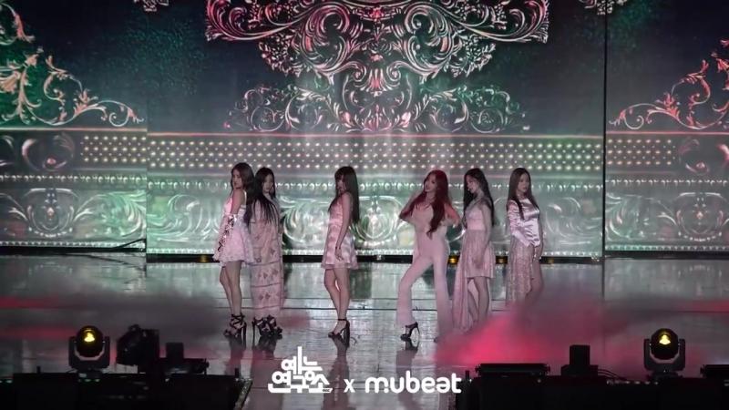 [Live Cam] (G)I-DLE - HANN (Alone) , (여자)아이들 - 한(一), Korean Music Wave DMCF 2018