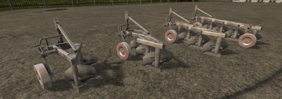 Unia Ploughs