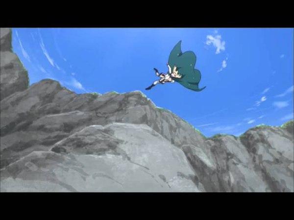 Fairy Tail - Funny Moment Acuario.