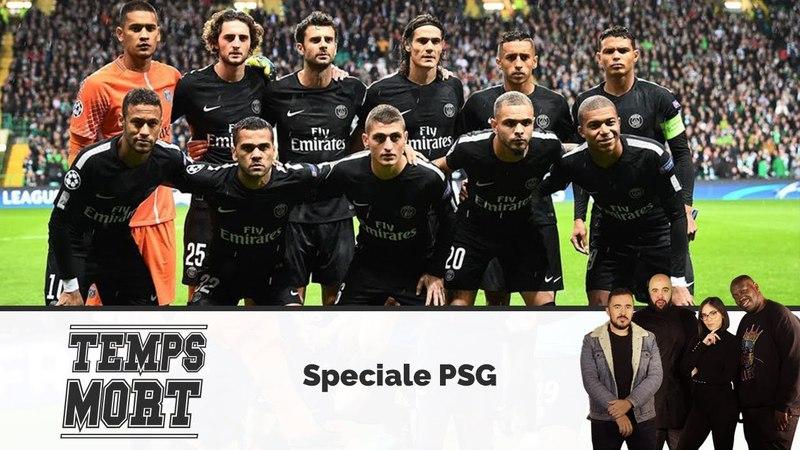 Spéciale PSG avec Sabri-Parisien ou rien Alexandre Couppey (Paris United) – TempsMort 19/04/18 {OKLM TV}