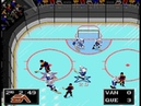 NHL94 s03 Play Offs Quarter final Game 3 Zamboni QUE partizan VAN