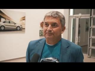 Презентация Нового Volkswagen Touareg 27.09.2018