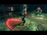 PS4\XBO - Darksiders III Art & Screenshot Portfolio