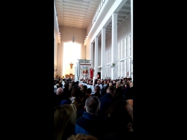 Kristaus priskelimo bazilika Sv Velykos2019.04.20