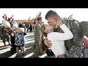 Возвращение солдат домой Реакция родных №2
