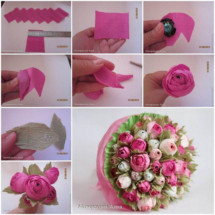 Идеи для подарка из конфет своими руками