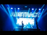 Abstract Vision - Trance Universe No Boundaries Intro (Moscow, 16-06-2018)
