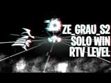 CSS Zombie Escape Mod - ze_grau_s2 - Solo Win RTV Level on NiDE