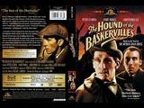 Sherlock Holmes. El Perro De Los Baskerville. Christopher Lee. Peter Cushing.