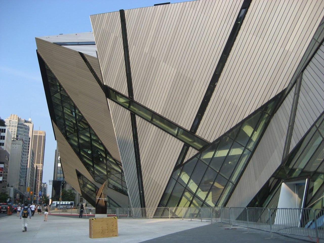 Royal Ontario Museum, Toronto.