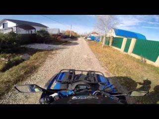 STELS ATV 600 Y LEOPARD