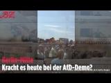 AfD-Demo- Teilnehmerzahl massiv nach unten manipuliert - Heiko Schrang