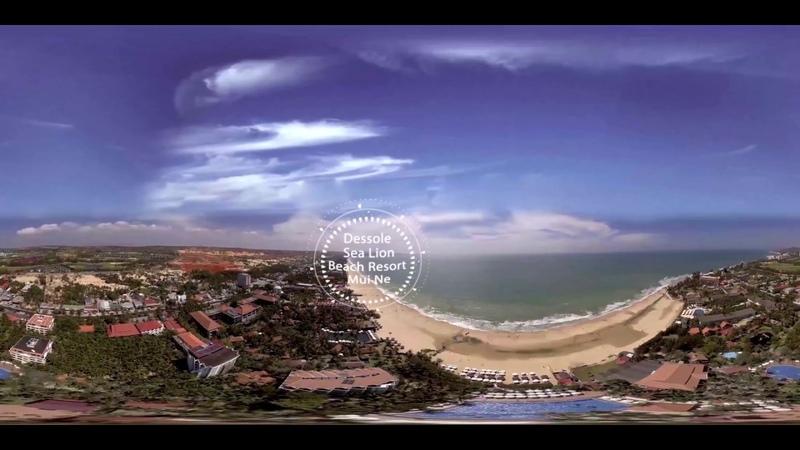 Dessole Sea Lion Beach Resort Mui Ne (Презентация)
