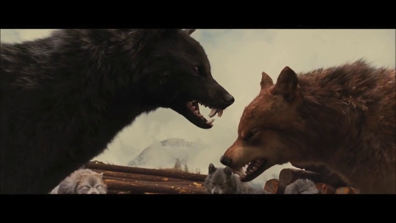Twilight Wolves- Believer