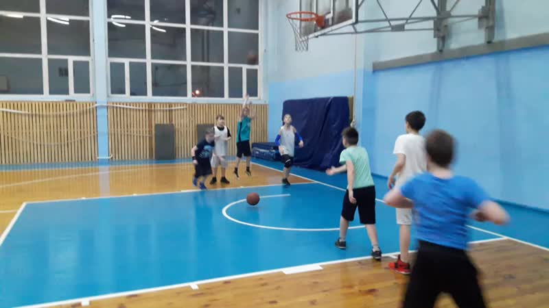 Тренировка БК МолоТ-Юниор 15.02.2019 2