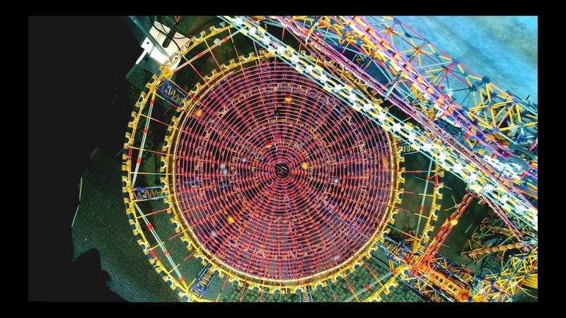 Warehouse K'nex Ball Machine 126 000 pieces