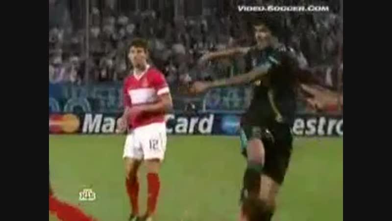 Марсель-Спартак 0-1