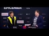 EPICENTER Interview Dendi (Na'Vi)