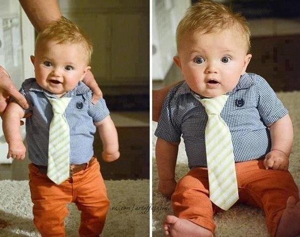 Модный малыш!)