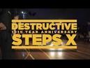 Jinjo KOR vs Gamblerz KOR 3v3 Breaking FINALS Destructive Steps X Street Dance Festival