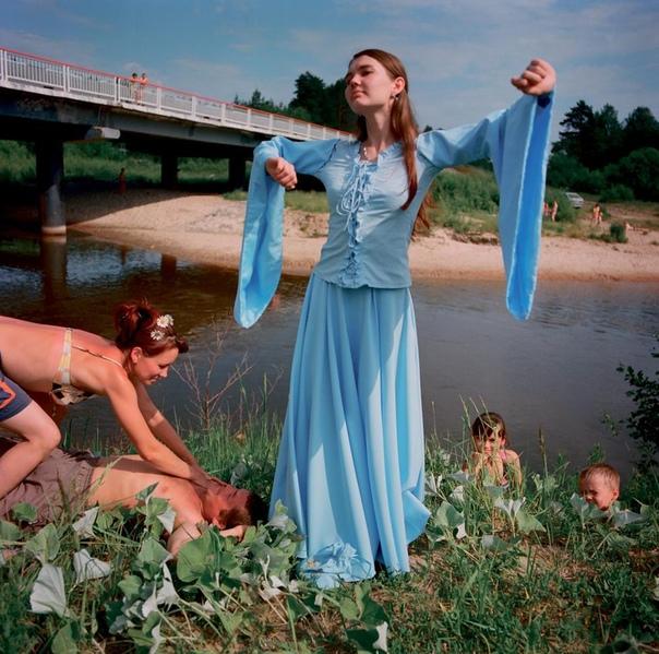 Подборка фотографий российской глубинки, 1989-2000-е. Фотограф: Сергей Чиликов.