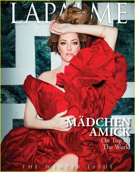 Mädchen Amic LaPalme Magazine